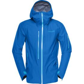 Norrøna M's Lofoten Gore-Tex Active Jacket Hot Sapphire